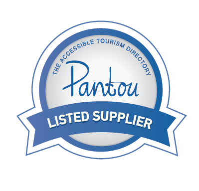 Pantou supplier badge