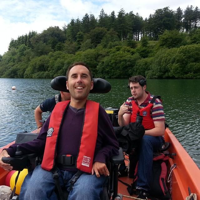 Martyn Sibley - Water cruising