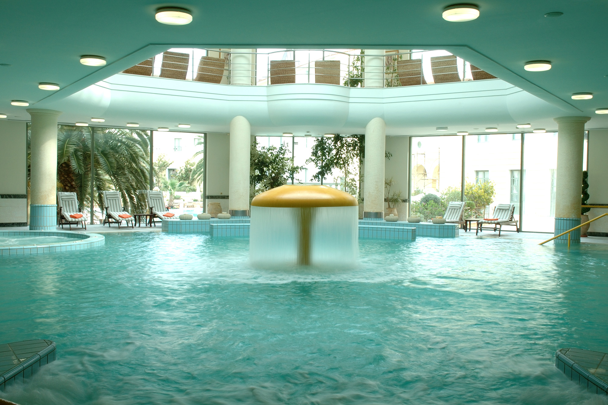 Thermae sylla spa wellness hotel pantou for Wellness hotel