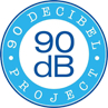 90 decibel logo