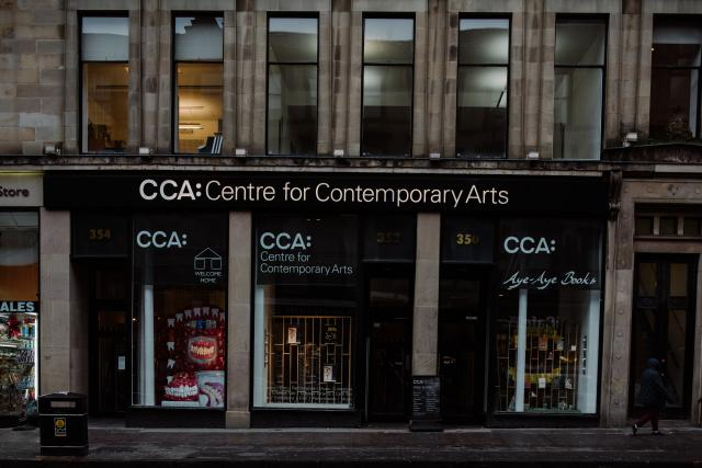 Centre for Contemporary Arts, Glasgow - exterior image
