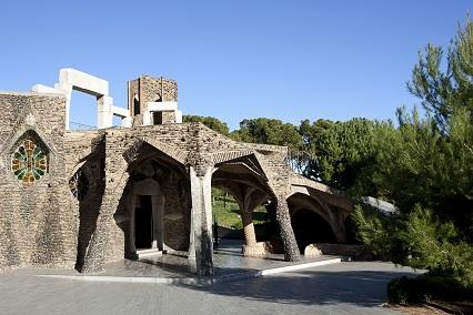 Cripta Gaudi image