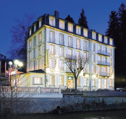 Le Parc des Fees Hotel image