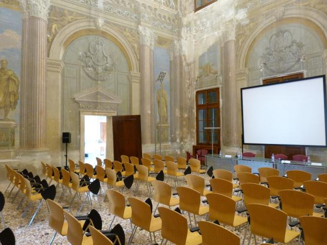 Photo Palazzo Cordellina central conference room