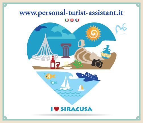 Image of Syracusa Personal Tourist Assistant logo