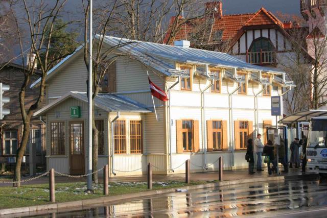 Image of Jūrmala tourism information centre