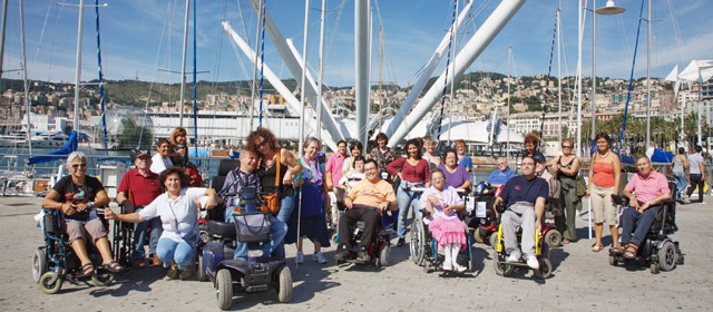 Escursione al Porto Antico di Genova