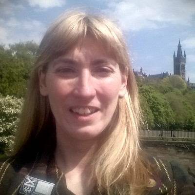 Viola Lewis, Tourist Guide for Scotland