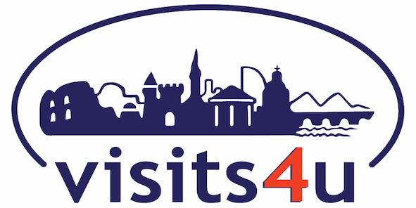 Visits4u logo