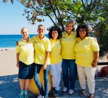 Photo of CareUnderSun team members
