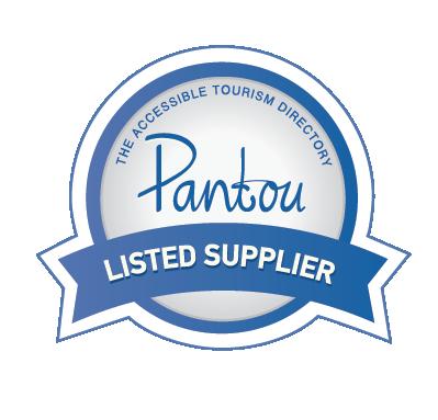 Pantou supplier badge