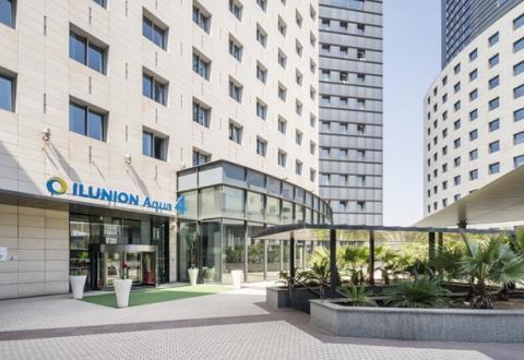 Hotel ILUNION Aqua4