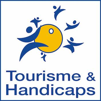Logo tourisme et handicaps