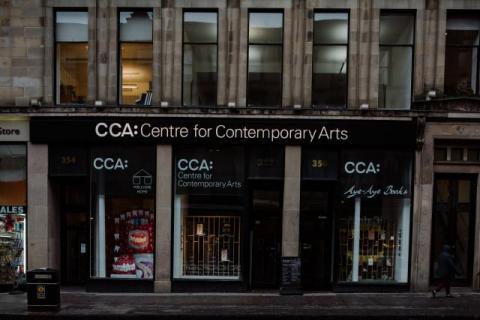 Centre for Contemporary Arts, Glasgow - exterior image