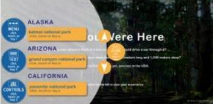 CL Design image of US destinations