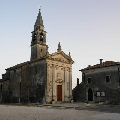 Image of Castagnero Church
