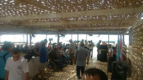 Charaf Ddine Tent