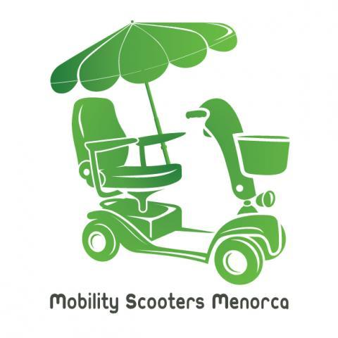 Logo Mobility Scooters Menorca