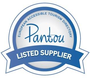 Pantou Listed Supplier badge