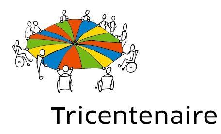 Tricentenaire logo