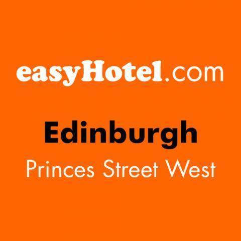 easyHotel Edinburgh logo