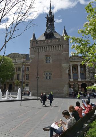 Office de tourisme toulouse pantou - Office de tourisme plan de la tour ...