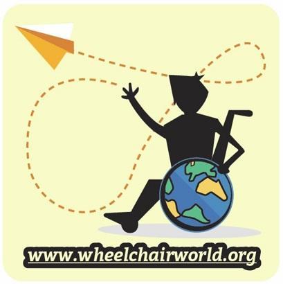WheelchairWorld.org logo