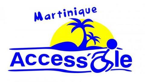 logo of Martinique Access'Île